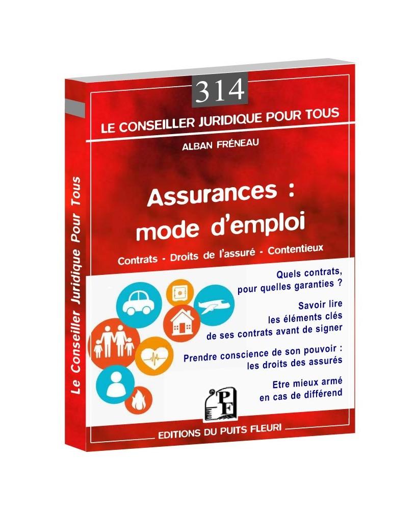 Assurances : mode d'emploi
