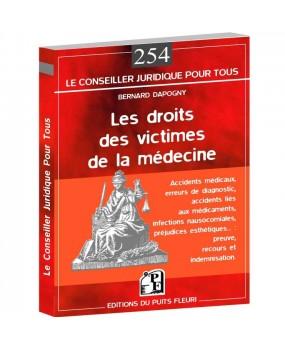 Les droits des victimes de la médecine