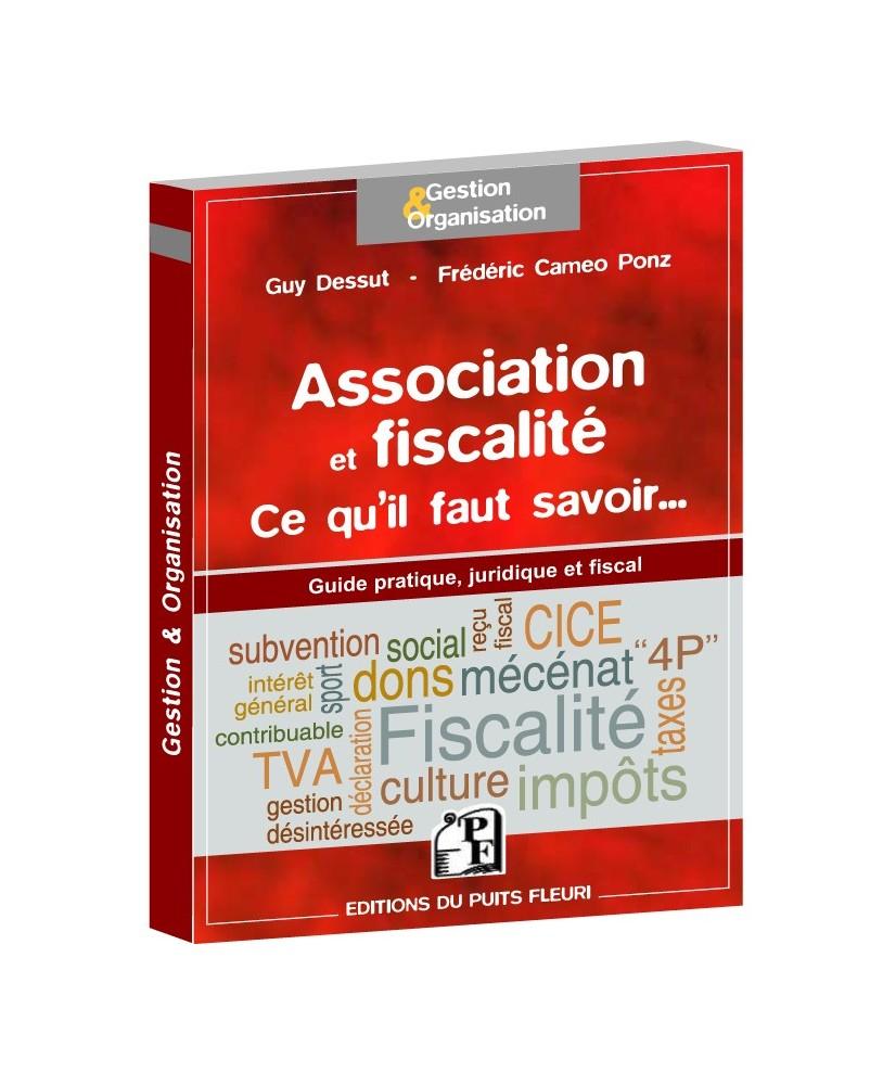 Association et fiscalité : Ce qu'il faut savoir…