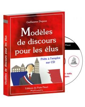 Modèles de discours pour les élus - Le CD