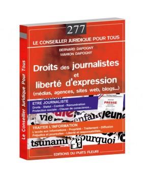Droits des journalistes et Liberté d'expression