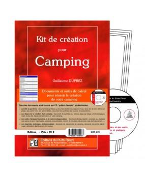 Kit de création pour Camping