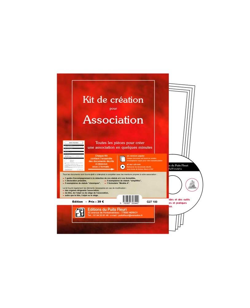 Kit de création pour Association